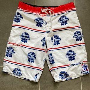 O'Neill PBR BEER swimming shorts